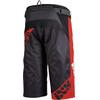 IXS Race 7.1 DH Shorts Men fluo red/black